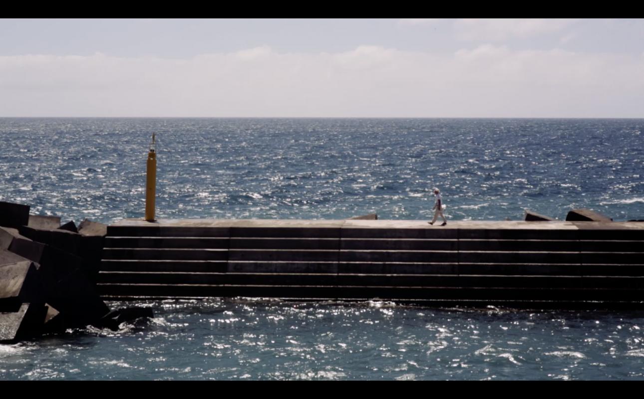 Fotograma del largometraje Apuntes de un Asesinato